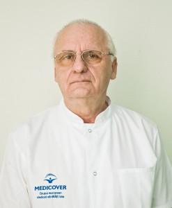 Dr. gheorghe Chiriac-Babei, medic pediatru, MEDICOVER