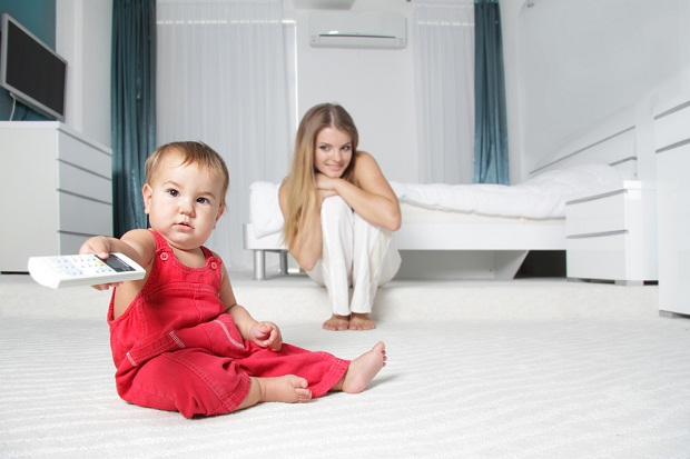 copiii si telev