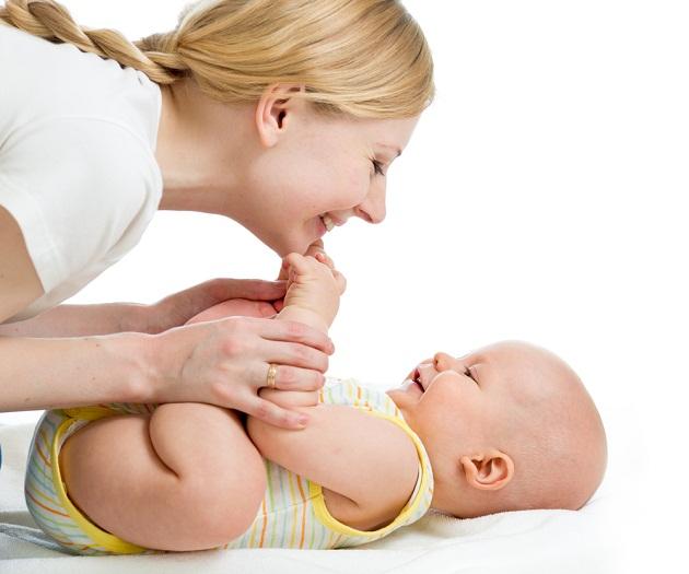 bebe masaj