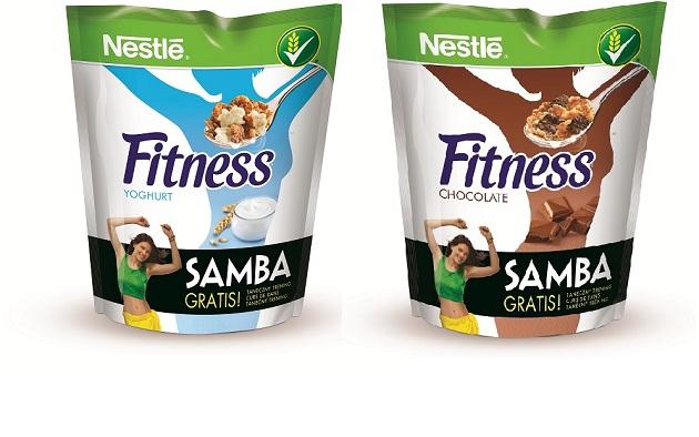 Cereale Nestle Fitness Iaurt
