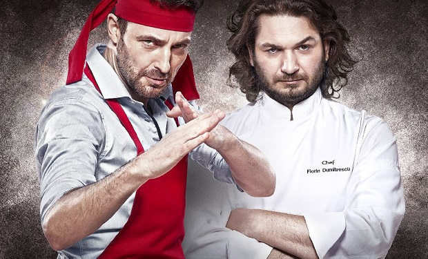 Andrei Aradits si Florin Dumitrescu buna