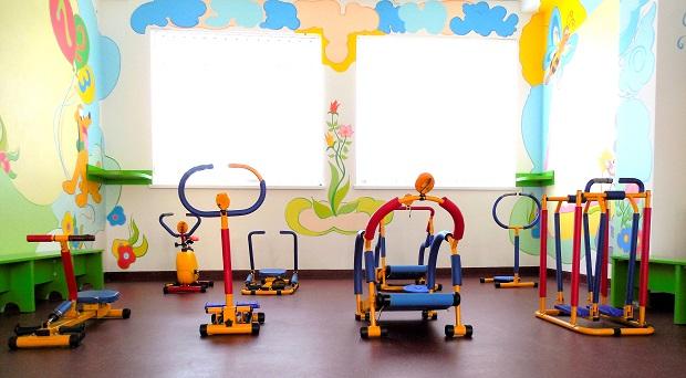 Echipamente fitness copii - mica