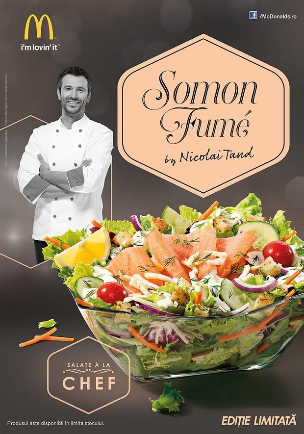 Salata Somon Fume_editie limitata buna