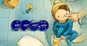NIVEA Creme Limited Edition all range mica