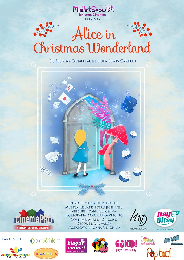 AFIS ALICE IN CHRISTMAS WONDERLAND